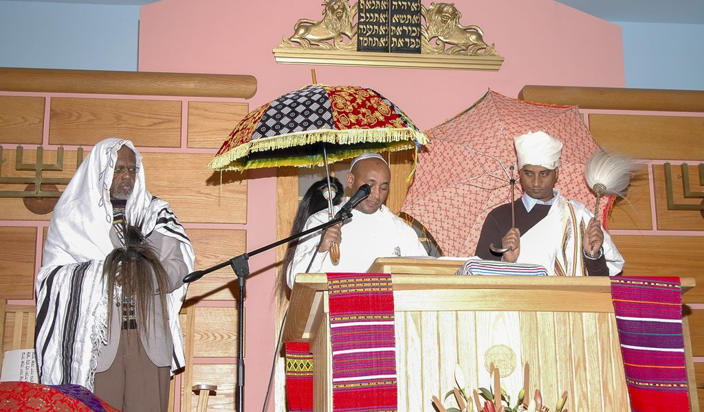 Ethiopian Sigd Celebration